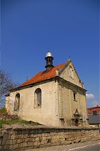 Армянская церковь в Бережанах