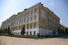 Гимназия в Бережанах