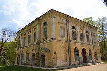 Південно-східний кут мисливського палацового комплексу в Раю