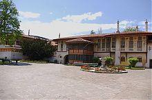 Жилой корпус Ханского дворца в Бахчисарае