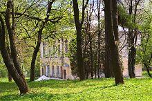 Раевский парк и дворец Потоцких