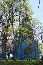 Вишневецкая церковь Пресвятой Троицы