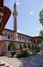 Большая ханская мечеть дворца в Бахчисарае