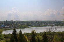 Река Горынь в Тернопольской области возле Вишневца