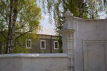 Келійний корпус вишнівецького монастиря Босих кармелітів