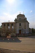Збаражская церковь Успения Пресвятой Богородицы
