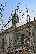 Купол збаражской Успенской церкви