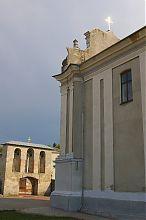 Колокольня храма Успения в Збараже