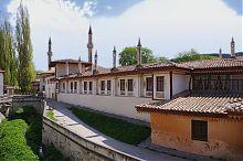 Кухонный корпус дворца в Бахчисарае