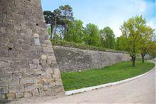 Парк у подножия Замковой горы в Збараже