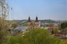 Збаражский бернардинский монастырский комплекс