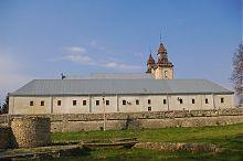 Южный корпус збаражского монастыря бернардинов