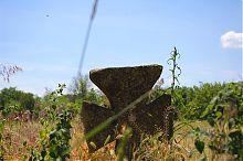 Хортицький хрест пам'ятника російським солдатами і запорозьким козакам