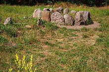 Хортицкий кромлех святилища медного века