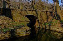 Венецианский мостик в уманской Софиевке