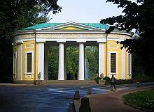 Павільйон Флори в уманській Софіївці