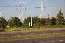 Пам'ятник жертвам голодомору 1932 - 1933 років в Запоріжжі