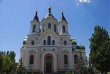 Запорожский Свято-Покровский собор