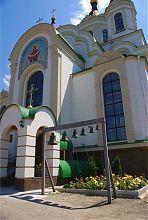 Притвор запорожского кафедрального собора
