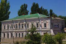 """Городской дом (бывший """"Захарьинский двор"""") в Запорожье"""