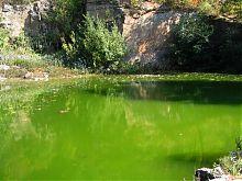 Женевське озеро в уманській Софіївці