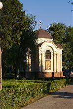 Храм-часовня в честь святой княгини Ольги в Запорожье