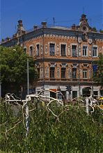 Дохідний будинок купця 1-ї гільдії Лещинського в Запоріжжі