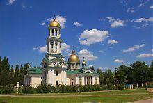 Запорожский Свято-Андреевский кафедральный собор