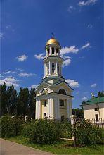 Колокольня Свято-Андреевского кафедрального собора в Запорожье