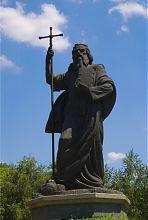 Апостол Андрей Первозванный в Запорожье