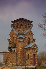 Дозорна башта садиби Попових у Василівці