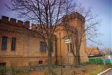 Северо-восточный корпус дворцового комплекса Поповых