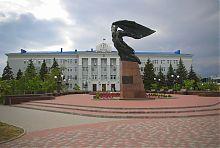 Пам'ятник членам Першої Бердянської ради на однойменній площі