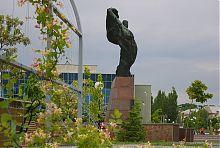 Символ пам'яті про дев'ятнадцяти членах Першої міської ради Бердянська