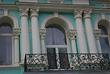 Балкон Бердянской музыкальной школы