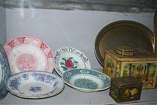 Посуд кінця XIX - початку XX століть в Бердянському краєзнавчому