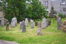 Скіфсько-сарматські кам'яні статуї краєзнавчого музею