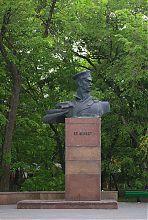 Бердянский памятник лейтенанту П.П. Шмидту