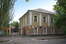 Бердянський меморіальний будинок-музей Шмідтів