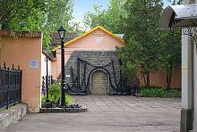 Експозиція Кримської війни в бердянському будинку-музеї Шмідтів