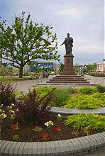 Памятник основателю Бердянска М.С. Воронцову