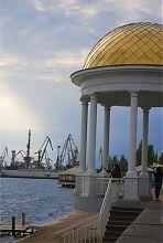 Восточный берег Бердянской бухты