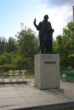 Бердянський пам'ятник А.С. Пушкіну