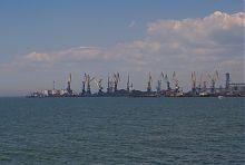 5 і 6 причали Бердянського морського порту