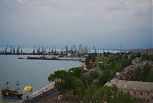Морський порт Бердянська