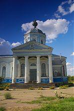 Трансепт Свято-Преображенской церкви