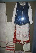Женская одежда начала ХХ века в Гуляйпольском краеведческом музее