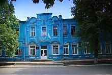 Городской совет (штаб Нестора Махно) Гуляйполя
