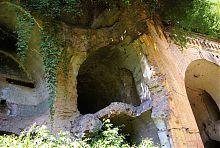Внутрішній устрій казематів фортеці в Тараканові