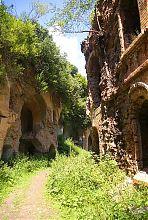 Второй внутренний коридор Таракановского форта